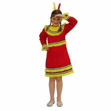 Indianen carnavalskleding kind