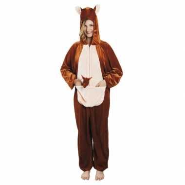 Kangoeroe onesie carnavalskleding