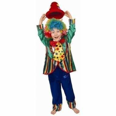 Kinderclowns carnavalskleding Baba
