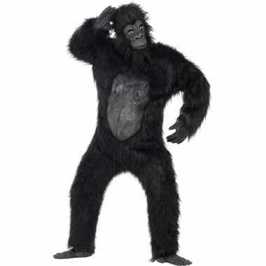 Kwaliteit gorilla carnavalskleding carnavalskleding