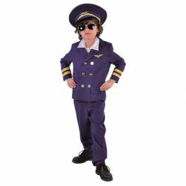 Kwaliteit piloten carnavalskleding kind