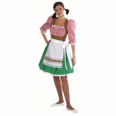 Kwaliteit Tiroler carnavalskleding dames