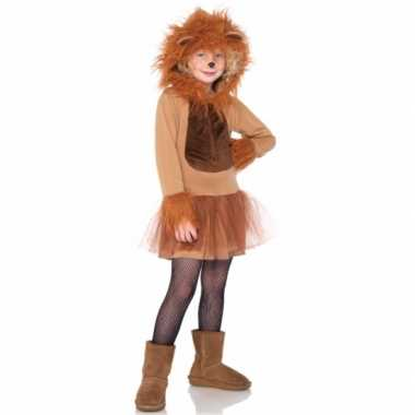 Leeuw carnavalskleding kind