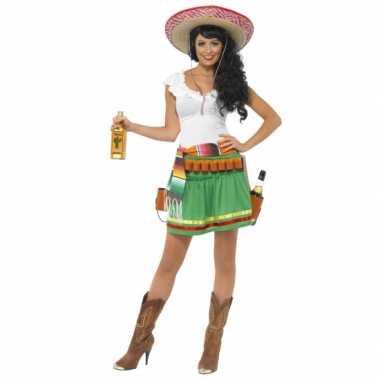 MexicaansTequila carnavalskleding dames