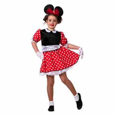 Minnie Mouse carnavalskleding kind
