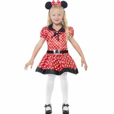 Minnie Mouse carnavalskleding