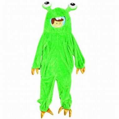 Monster kinder carnavalskleding Gumbly