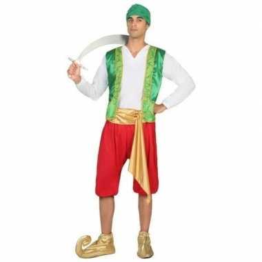 Nacht arabische prins amir carnavalskledingcarnavalscarnavalskleding