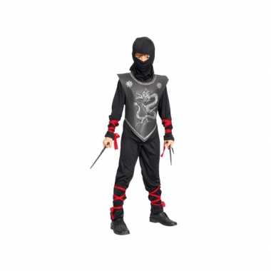 Ninja carnavalskleding kind