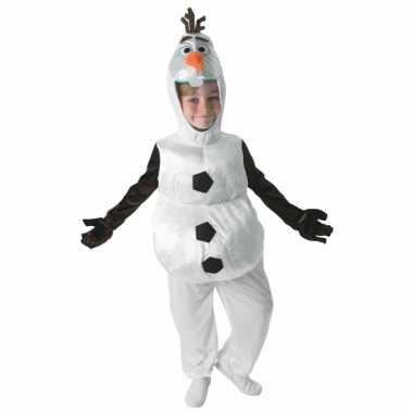 Olaf Frozen carnavalskleding kind