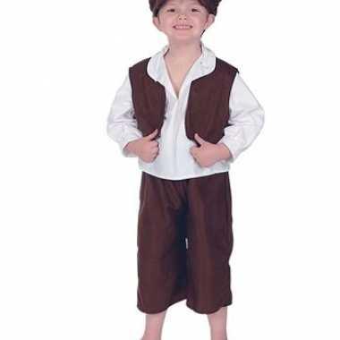 Oliver Twist carnavalskleding kind