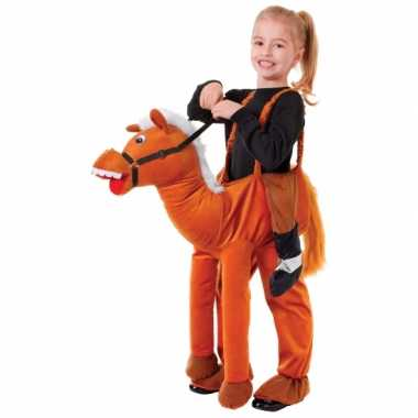 Paarden carnavalskleding kind
