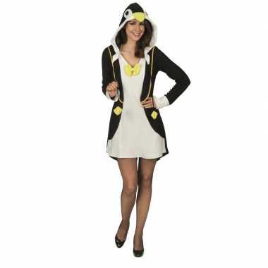 Pinguin carnavalskleding dames