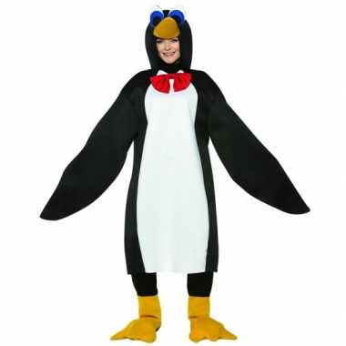 Pinguin carnavalskleding volwassenen