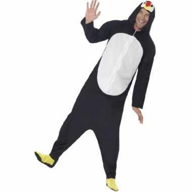 Pinguin huis carnavalskleding volwassenen