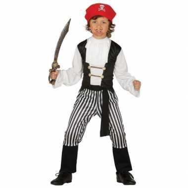 Piraten carnavalskleding kind