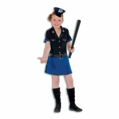 Politie carnavalskleding kwaliteit kind