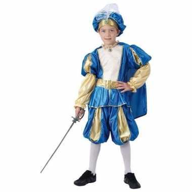 Prins carnavalskleding hoed ongens
