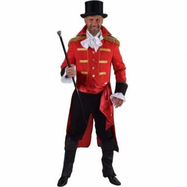 Rode baron carnavalskleding carnavalskleding heren