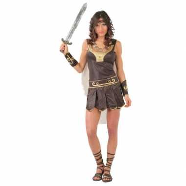 Romeins gladiator carnavalskleding dames