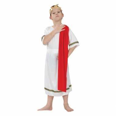 Romeinse keizer carnavalskleding kind