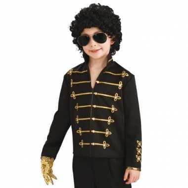 S Michael Jackson carnavalskleding kind