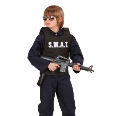 S.W.A.T. vest kind carnavalskleding
