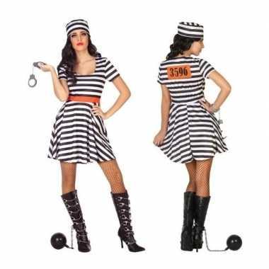 Sexy carnavalskleding boef/crimineel bonnie dames