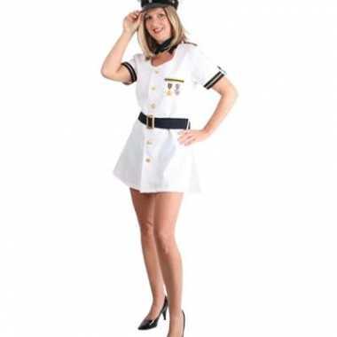 Sexy kapitein carnavalskleding dames