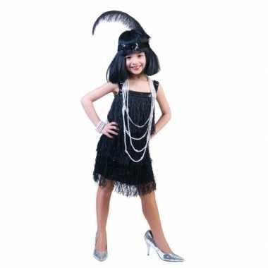 Showgirl carnavalskleding kind