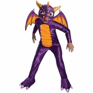 Skylanders carnavalskleding Spyro kind