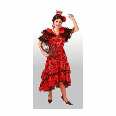 Spaans dames carnavalskleding