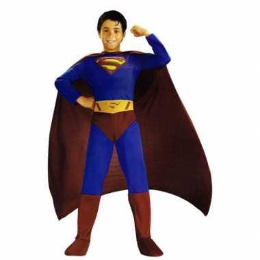 Superman carnavalskleding kind