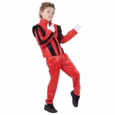 Thriller carnavalskleding kind