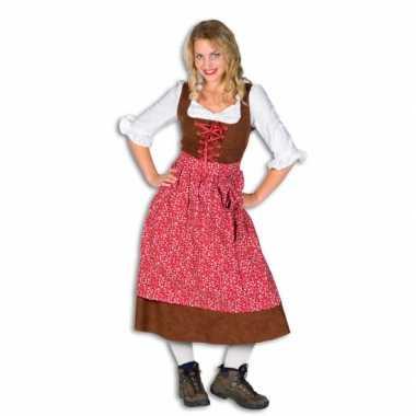Tiroler carnavalskleding volwassenen