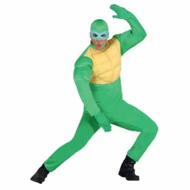 Turtle carnavalskleding heren