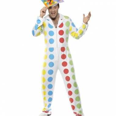 Twister carnavalskleding heren