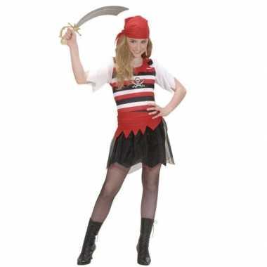 Vekleed carnavalskleding piraten carnavalskleding kind
