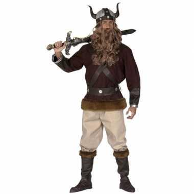 Viking carnavalskleding mannen