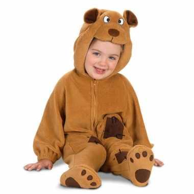 Zacht baby beren carnavalskleding