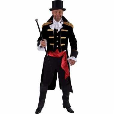 Zwarte baron carnavalskleding carnavalskleding heren