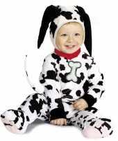 Dalmatier carnavalskleding baby s