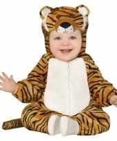 Tiger carnavalskleding carnavalscarnavalskledinge onesie peuters